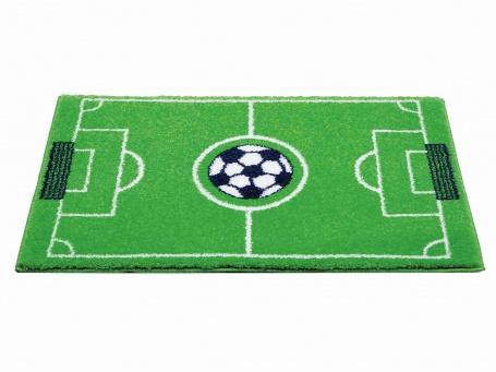 dětský koberec - motiv fotbal