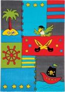 Dětský koberec Piráti
