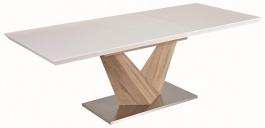 Jídelní stůl ALARAS rozkládací 160x90