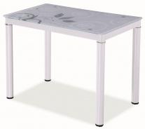 Jídelní stůl DAMAR 80x60 bílý