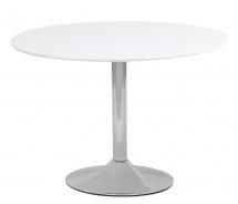 Jídelní stůl FLAVIO 90 bílá
