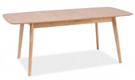 Jídelní stůl rozkládací FELICIO dub 150