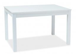 Jídelní stůl rozkládací PRISM bílá