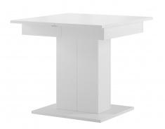 Jídelní stůl rozkládací STAR 05 bílá