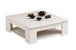 Konferenční stolek Cube - bílá