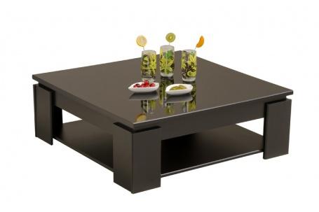 Konferenční stolek Cube - černá