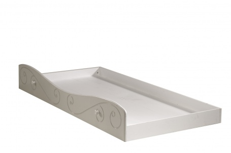 Šuplík pod postel Alice 90x200cm