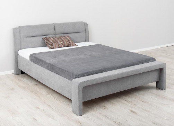 Čalouněná postel AVA Chello 160x200cm - výběr potahů