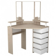 Toaletní stolek Ringo - dub jackson