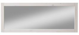 Zrcadlo Monako - bílá