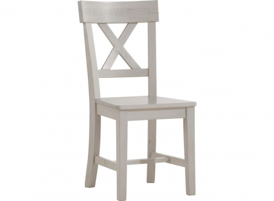 Jídelní židle Monako - bílá