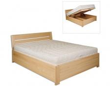 KL-195 postel s úložným prostorem šířka 120 cm