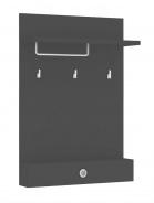 Věšákový panel REA Vesti 2 - graphite