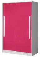 Šatní skříň s posuv. dveřmi GULLIWER 12 výběr barev