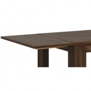 Přídavná deska k jídelnímu stolu Diego - ořech