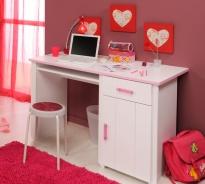 Dětský psací stůl Rose