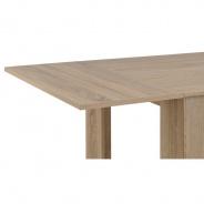 Přídavná deska k jídelnímu stolu Pett - dub