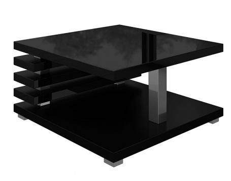 Konferenční stolek GLEN černá mat