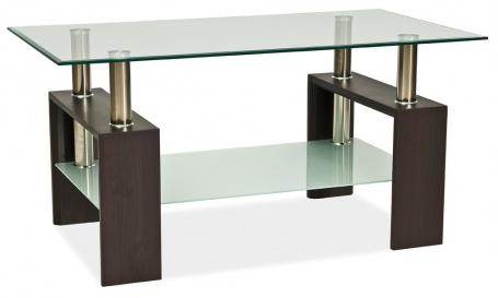 Konferenční stolek LISA II - wenge