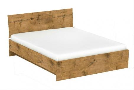 Manželská postel REA Oxana 160x200cm s úložným prostorem
