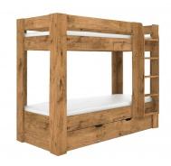 Dětská patrová postel REA Pikachu pravá - lancelot
