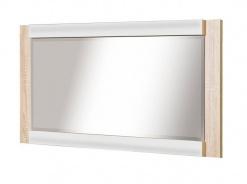 Zrcadlo CARMELO C21 sonoma/bílá lesk