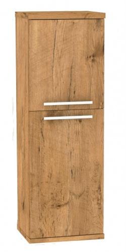 Koupelnová skříňka s košem na prádlo REA REST 4 v provedení lancelot