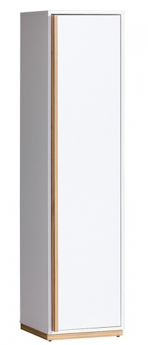 EVADO E12 skříň pravá bílá/ořech