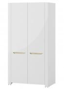 Šatní skříň 2-dveřová ICE 05