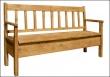 Jídelní lavice Sil 014