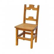 Jídelní židle z masivu SIL 22 - výběr moření