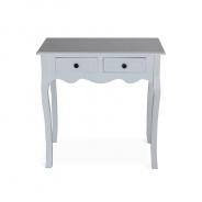 Toaletní stolek Wagner 2 - bílá