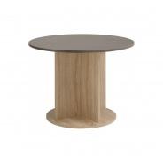 Jídelní stůl kulatý Terra - dub