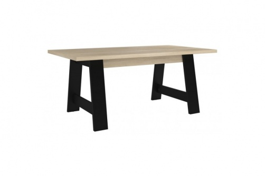 Jídelní stůl pro 6 osob MARX - dub jackson