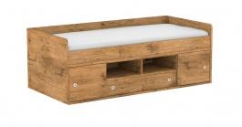 Dětská postel REA Poppo 90x200cm - lancelot - výběr čílek