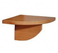 Noční stolek z masivu - závěsný - výběr odstínů