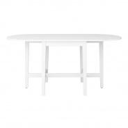 Rozkládací stůl Florencie 166 - bílý