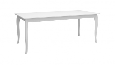 Jídelní stůl Baroko - bílá