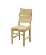 Masivní jídelní židle DUB 15 - dub