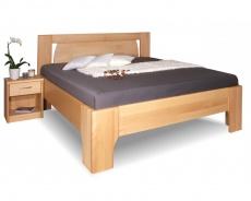Manželská postel s úložným prostorem Olympia 1 - 180x200cm