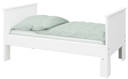 Dětská postel Daisy 80x200cm - bílá