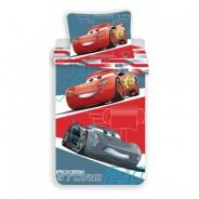 Dětské povlečení Cars 95 - grey micro
