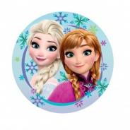Tvarovaný polštářek Frozen sisters