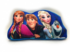 Tvarovaný polštářek Frozen