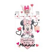Povlečení Minnie - pale