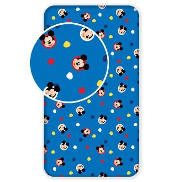 Prostěradlo Mickey 004 Hello 90x200cm
