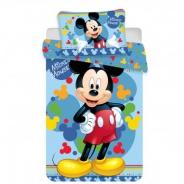Povlečení do dětské postýlky Mickey baby 02