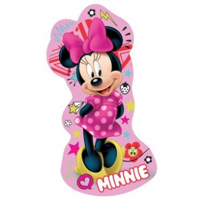 Tvarovaný polštářek Minnie pink