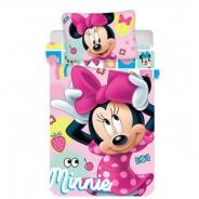 Povlečení do dětské postýlky Minnie 072 sweet baby