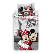 Povlečení Mickey a Minnie v New Yorku